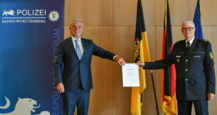 Detlef Werner verabschiedete sich vom Ruhestand