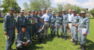 Deutschland beendet Polizeimission in Afghanistan