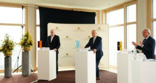 Die Innenminister verabschieden die Erklärung von Heilbronn