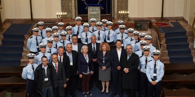 Die Polizei in Baden-Württemberg bekommt Polizeirabbiner