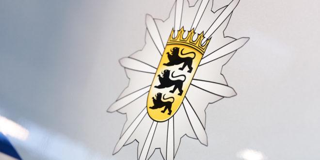 Wappen der Polizei Baden-Württemberg. (Bild: © Steffen Schmid)