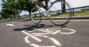Die Gemeinden investieren in den Fahrrad- und Fußgängerverkehr