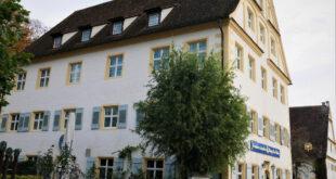 Die Renovierung des Schwanen Inn im Schloss Salem beginnt