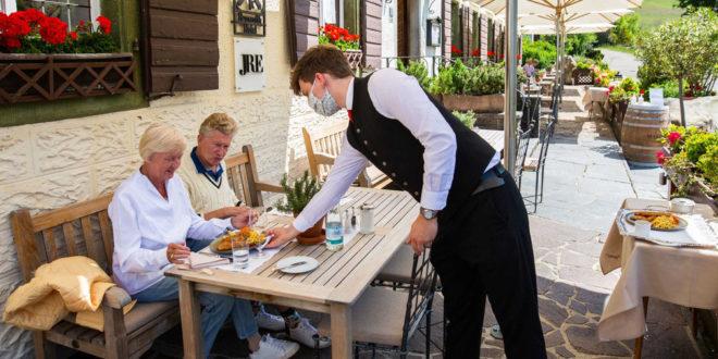 Die Stabilisierungshilfe für die Hotel- und Gastronomie wird erweitert