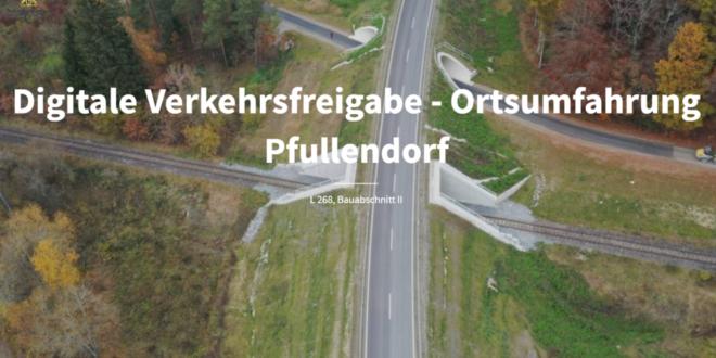 Die Umgehungsstraße entlastet Pfullendorf