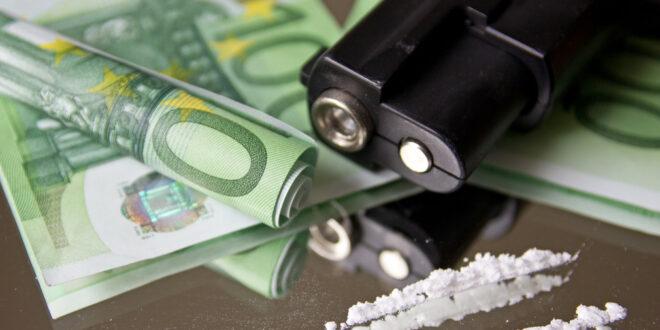 Die organisierte Kriminalität wird konsequent bekämpft
