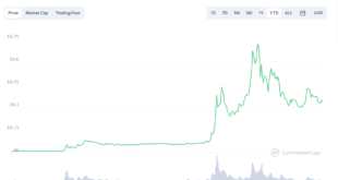 Dogecoin könnte im Juni auf 0,50 USD steigen
