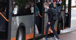 Ein spezielles Programm für Schulbusse bringt erhebliche Erleichterungen