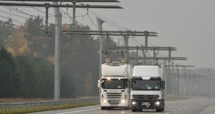 Regelbetrieb für Elektro-Oberleitungs-Lkw startet im Murgtal