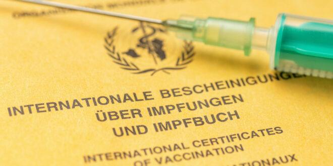 Eine weitere Gruppe von Rettungskräften, die zur Impfung befugt sind