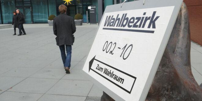 Endergebnis der Bundestagswahl 2021