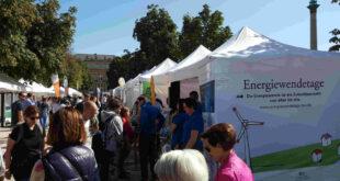 Energiewende- und Nachhaltigkeitstage 2021 Mitte September