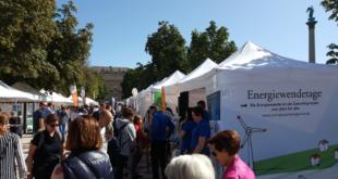 Energiewende- und Nachhaltigkeitstage im September 2021