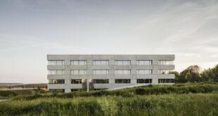 Ersatzgebäude für die Technische Universität Ulm am Oberen Eselsberg