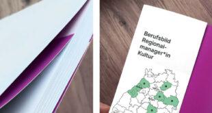 """Handout zum Projekt """"Regionalmanager*in Kultur"""" veröffentlicht"""