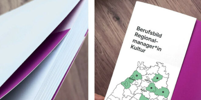 "Erste Erfahrungen mit dem Pilotprojekt ""Regionalmanager*in Kultur"""