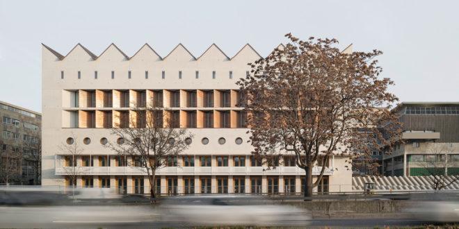 Erweiterung der Württembergischen Staatsbibliothek eröffnet