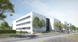 Erweiterung des Staatlichen Umweltinstituts in Karlsruhe