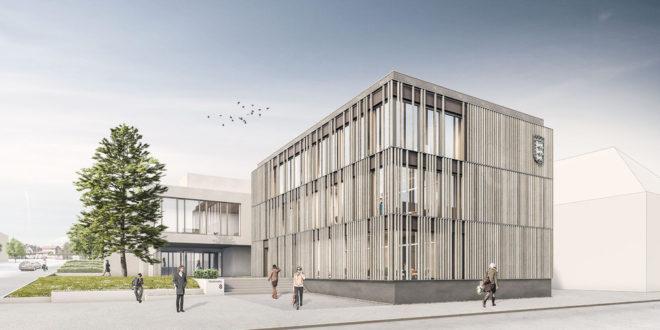 Erweiterung für das Amtsgericht Tuttlingen