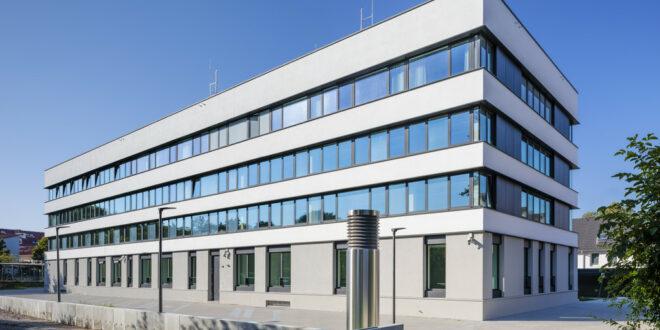 Erweiterung für das Polizeipräsidium Offenburg übergeben