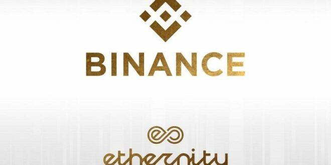 Ethernity Chain (ERN) geht in der Innovationszone von Binance live