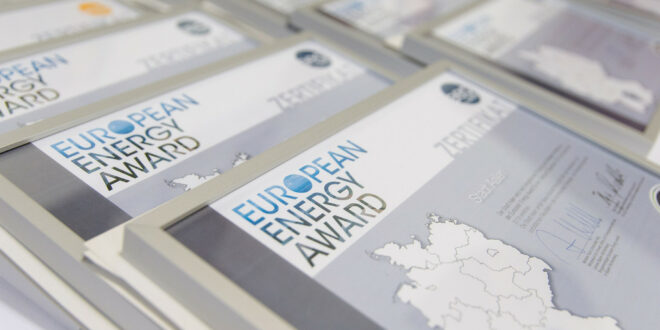 Europäischer Energiepreis für 26 Gemeinden