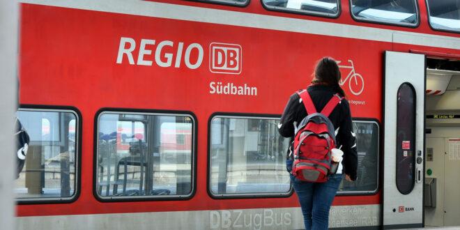 Fahrplankonzept für Südbahn und Bodenseegürtelbahn