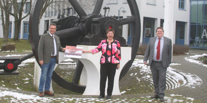 Finanzierung der Holzbauprofessur an der DHBW Mosbach