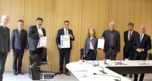 ForstBW erhält Zertifikat für Gemeinwohlwirtschaft