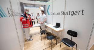Die Impfungen in Baden-Württemberg nehmen weiter Fahrt auf