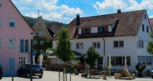 Fünfter Jahrestag der Hochwasserkatastrophe Braunsbach