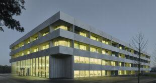 Geo- und Umweltforschungszentrum an die Universität Tübingen übergeben