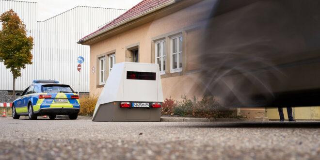Geschwindigkeitsmarathon 2021 in Baden-Württemberg