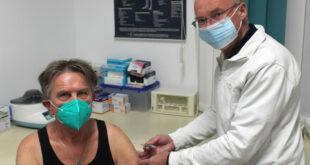 Gesundheitsminister Manne Lucha fordert Grippeimpfung