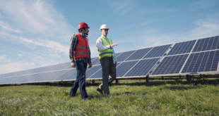 Greenidge baut Solarpark mit Bitcoin-Mining-Gewinn