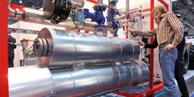 Grenzüberschreitende Abwärmenutzung durch die Badischen Stahlwerke