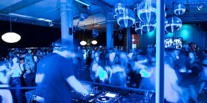 Hauptchecks am Wochenende in Clubs und Diskotheken