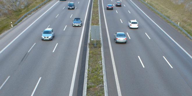 Hermann besucht den südwestlichen Zweig der Autobahn GmbH