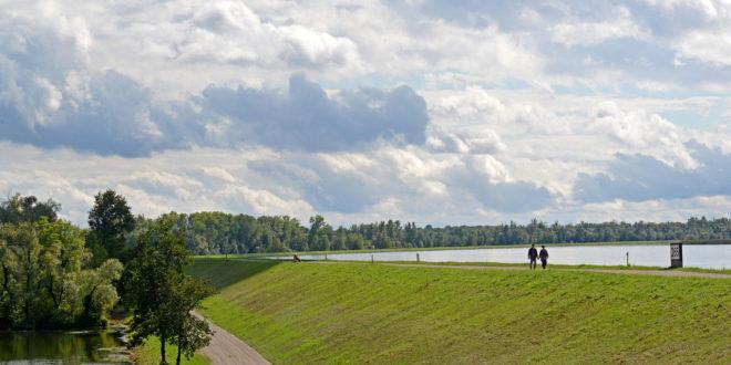 Hochwasserschutz und Wasserökologie gehen Hand in Hand