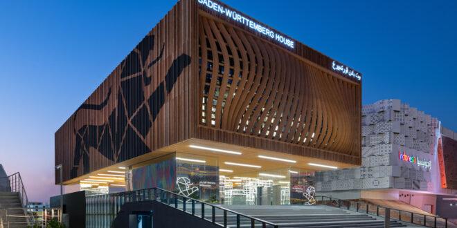 Hoffmeister-Kraut eröffnet Baden-Württemberg-Haus auf der Expo Dubai