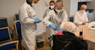 Impfkampagnen vor Ort für Personen über 80 Jahre