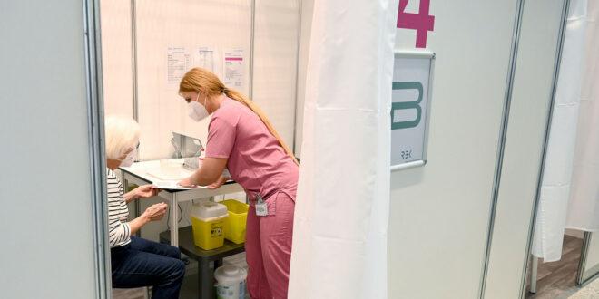 Impfzentren schließen am 30. September 2021