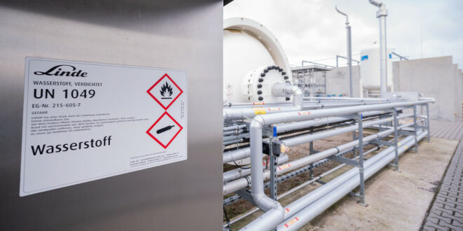 In ganz Deutschland sollen Wasserstoff-Elektrolyseure gebaut werden