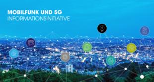 Informationsinitiative zu Mobilkommunikation und 5G