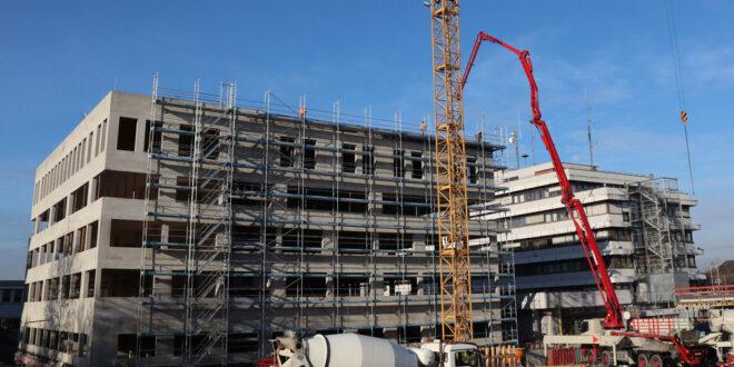 Jahresbericht der Staatlichen Liegenschafts- und Bauverwaltung 2020