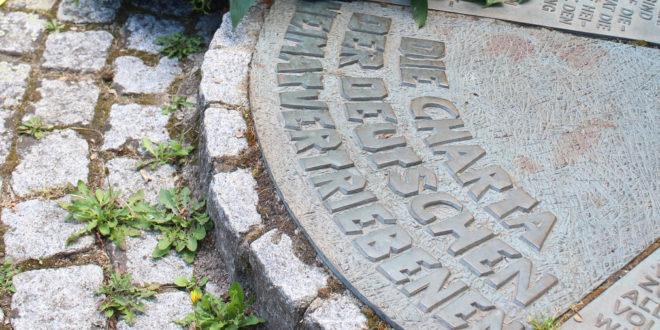 Gedenkstätte der Heimatvertriebenen in Bad Cannstatt.