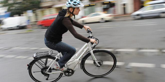 JobBike BW beginnt mit dem Radfahren