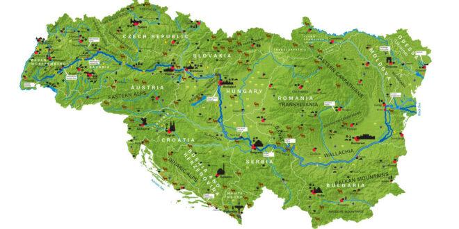 Jugendliche aus dem Donauraum entwickeln Ideen für die Zukunft Europas
