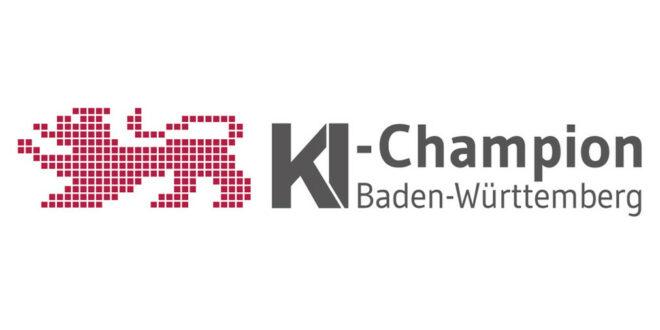 """""""KI Champions Baden-Württemberg 2021"""" ausgezeichnet"""