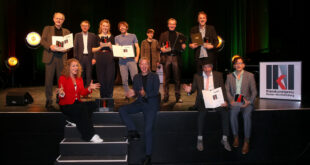 Kabarettpreis Baden-Württemberg 2021 verliehen